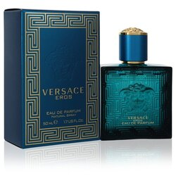Versace Eros by Versace Eau De Parfum Spray 1.7 oz (Men)