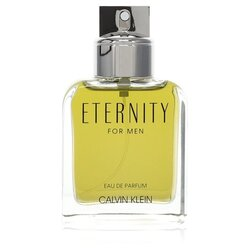 ETERNITY by Calvin Klein Eau De Parfum Spray (Tester) 3.3 oz (Men)