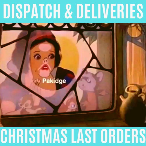 Christmas Dispatch & Deliveries