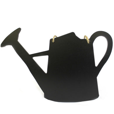 Chalk Board - Watering Can - Angelo's Outlet Ltd