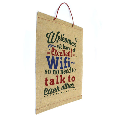 Wise Words - Excellent Wifi - Angelo's Outlet Ltd