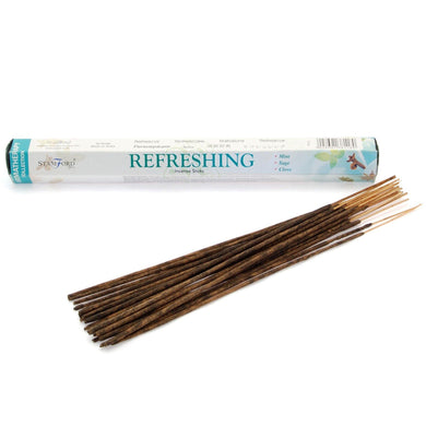 Refreshing Premium Incense - Angelo's Outlet Ltd