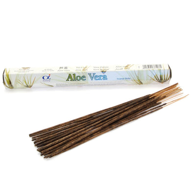 Aloe Vera Premium Incense - Angelo's Outlet Ltd