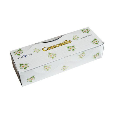 Camomile Premium Incense - Angelo's Outlet Ltd