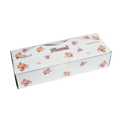 Floral Premium Incense - Angelo's Outlet Ltd