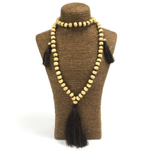 Load image into Gallery viewer, Bali Tassel 70 cm Brown - Angelo's Outlet Ltd