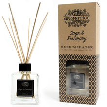 Load image into Gallery viewer, 200ml Sage & Rosemary Essential Oil Reed Diffuser - Angelo's Outlet Ltd
