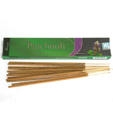 Vedic - Incense Sticks - Patchouli - Angelo's Outlet Ltd