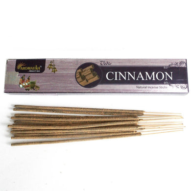 Vedic -Incense Sticks - Cinnamon - Angelo's Outlet Ltd