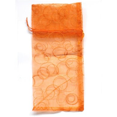 Bathbomb Bubble Bags (for 2) - Orange - Angelo's Outlet Ltd