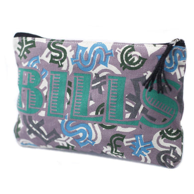 Classic Zip Pouch - Bills - Angelo's Outlet Ltd