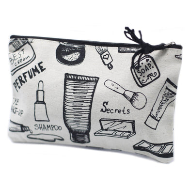 Classic Zip Pouch - Gorgeous - Angelo's Outlet Ltd
