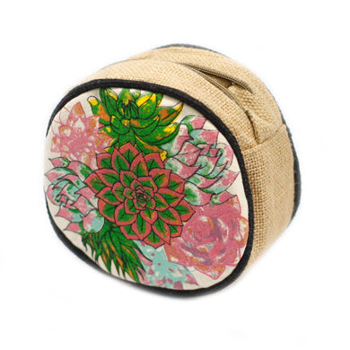 Eco Round Bag - Small - Cactus - Angelo's Outlet Ltd