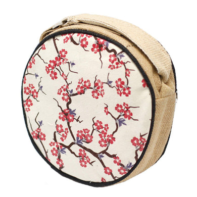 Eco Round Bags - Cherry Blossom - Angelo's Outlet Ltd