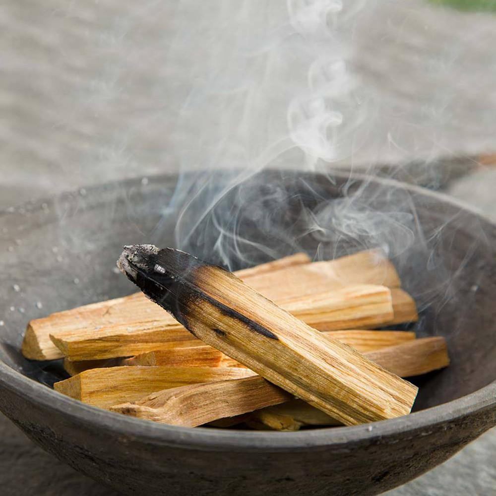25g Green Tree Palo Santo Sticks 3-4 sticks - Angelo's Outlet Ltd