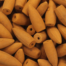 Load image into Gallery viewer, Back Flow Incense Cones - Amber  (approx 225 pcs) 500g - Angelo's Outlet Ltd