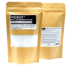 Load image into Gallery viewer, Aromatherapy Bath Potion in Kraft Bag 350g - Colds & Flu - Angelo's Outlet Ltd