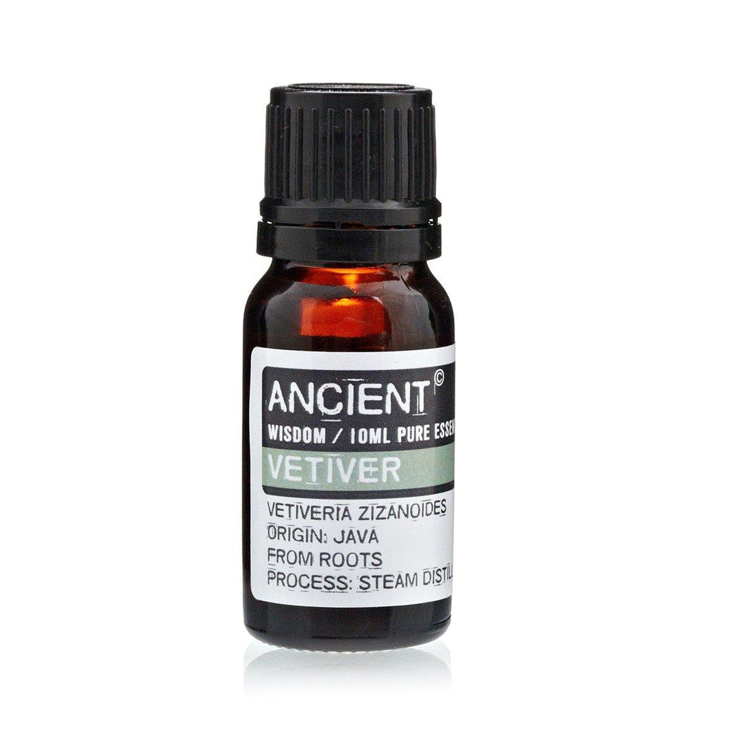 10 ml Vetivert Essential Oil - Angelo's Outlet Ltd