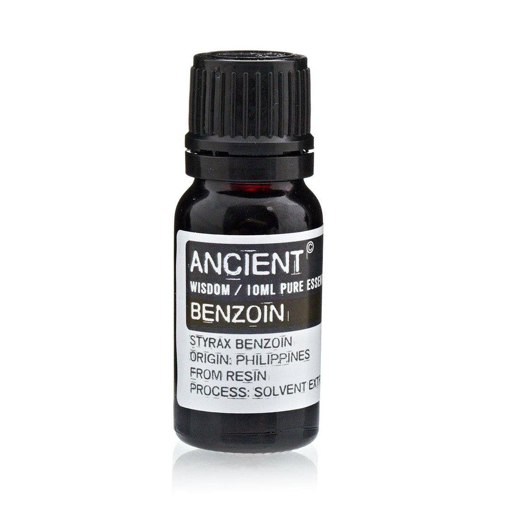 10 ml Benzoin Essential Oil (Dilute/Dpg) - Angelo's Outlet Ltd