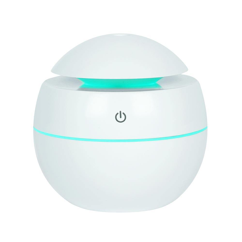 Small Round White Aroma Diffuser - Angelo's Outlet Ltd