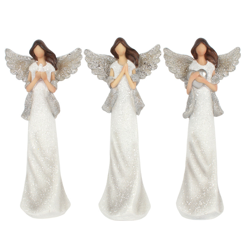Peace Pray Love Small Angels - Angelo's Outlet Ltd