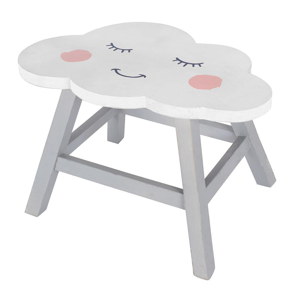 Small Cloud Stool - Angelo's Outlet Ltd