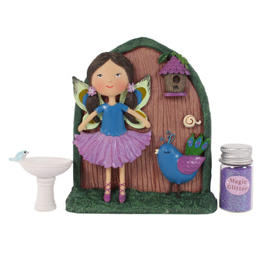 Phoebe and Teal Fairy Door Gift Set - Angelo's Outlet Ltd