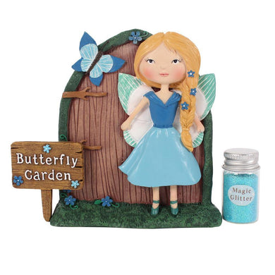 Amelia and Bluebell Fairy Door Gift Set - Angelo's Outlet Ltd