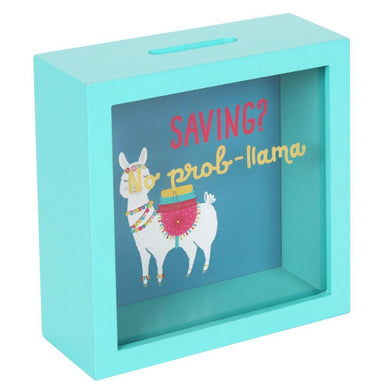 Saving? Prob-Llama Money Box - Angelo's Outlet Ltd