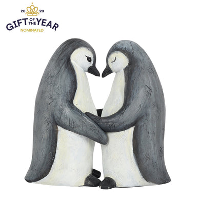 Penguin Partners For Life Ornament - Angelo's Outlet Ltd
