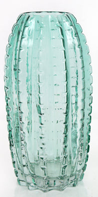 Cactus Light Green Vase 25cm - Angelo's Outlet Ltd