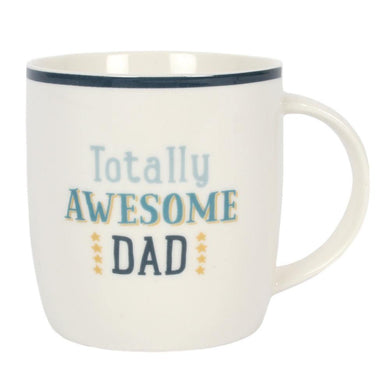 Totally Awesome Dad Mug - Angelo's Outlet Ltd