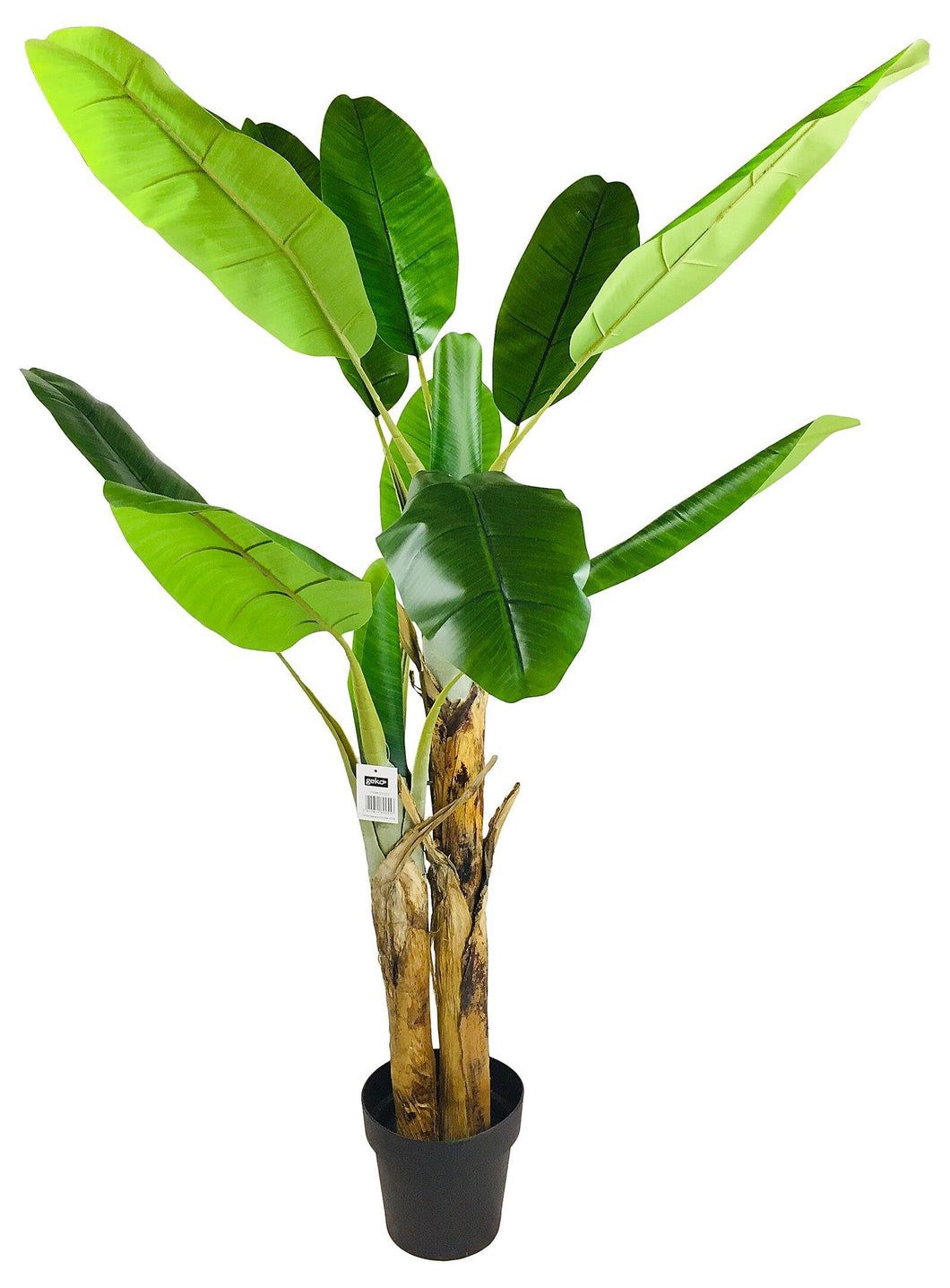 Artificial Banana Tree 140cm - Angelo's Outlet Ltd