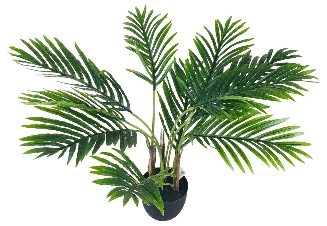 Artificial Palm Tree 65cm - Angelo's Outlet Ltd