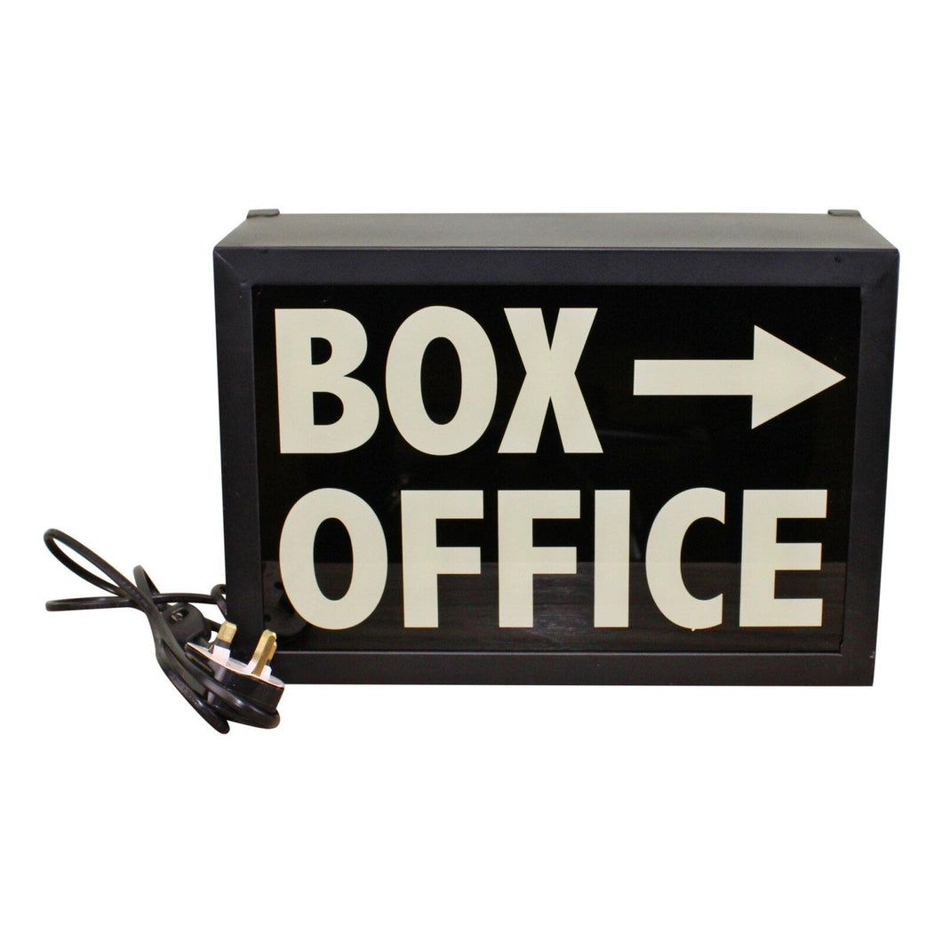 Decorative Lightbox, Box Office - Angelo's Outlet Ltd