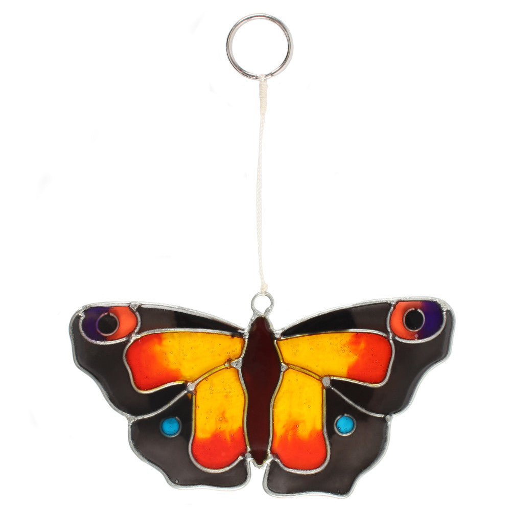 Peacock Butterfly Suncatcher - Angelo's Outlet Ltd
