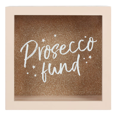 Prosecco Fund Money Box - Angelo's Outlet Ltd
