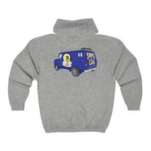 Load image into Gallery viewer, Boomer Van Zipper Hoodie