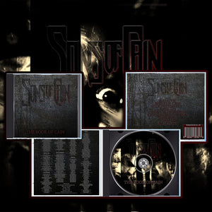 The Book of Cain - Compact Disc (CD)