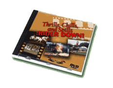 Horse Thrills, Chills & Spills Blooper DVD