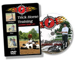 Trick Horse Training #1 - the Bow, Laydown & Sit-up DVD