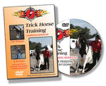 Trick Horse Training #2 - the Sit Down and Pedestal DVD