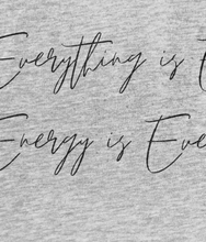 Cargar imagen en el visor de la galería, Everything is Energy - 100% Organic Cotton Dress