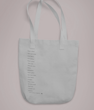 Load image into Gallery viewer, Save the Earth Prophecy - Organic & Recycled Tote Bag