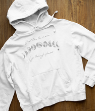 Charger l'image dans la galerie, Just Like The Moon... - Organic & Recycled Classic Hoodie
