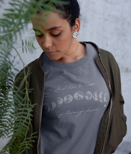 Load image into Gallery viewer, Just Like The Moon... - Organic & Recycled Relaxed Fit Sweatshirt