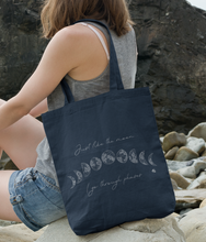 Charger l'image dans la galerie, Just Like The Moon... - Organic & Recycled Tote Bag