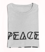 Load image into Gallery viewer, Peace Love Vegan - 100% Organic Cotton Dress