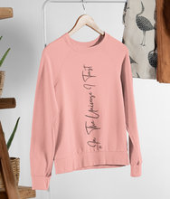 Charger l'image dans la galerie, In The Universe I Trust - Organic & Recycled Relaxed Fit Sweatshirt