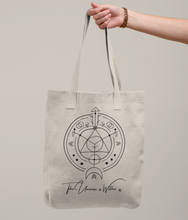 Load image into Gallery viewer, The Universe is Within - Organic & Recycled Tote Bag